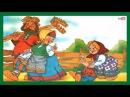 Гуси лебеди, русская народная сказка Гуси лебеди, Детские сказки Гуси лебеди [HD]