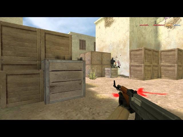 Arnik -3 ak47 and glock jumpshot