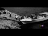 Daevid Allen &amp Robert Wyatt in the Film Playa de Formentor (1964)
