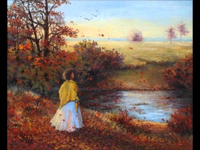 Лидия Русланова Осенний сон Waltz Songe dAutomne Archibald Joyce