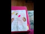 Мой личный дневник и чем я его украшают !!!!