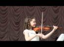 Холлендер Легкий концерт .исп.Садовникова Евгения, 9лет