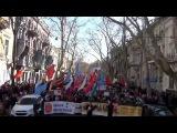 30 марта 2014. Одесса. Русский марш (полная версия)