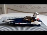 Lego Creator - Hovercraft, 31039/Лего Креатор - Аэродинамическое судно на воздушной подушке,  31039.