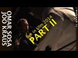 OMAR SOSA &amp JOO KRAUS - Live in Ulm 2014 - Part II