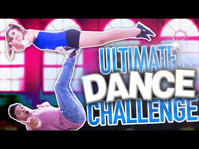 ULTIMATE DANCE CHALLENGE: BLOGILATES