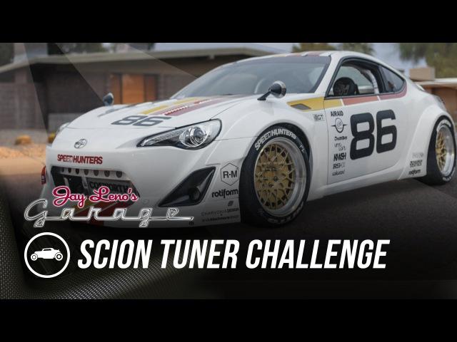 Speedhunters Scion Tuner Challenge 2015 FR-S - Jay Leno's Garage