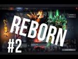 Dota 2 Reborn - смотрим интерфейс