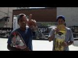 Dew Tour Game Of S.K.A.T.E.DGK Boo Johnson vs. Nick Tucker
