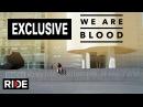We Are Blood Exclusive Clip Paul Rodriguez Tiago Lemos explore Barcelona Spain