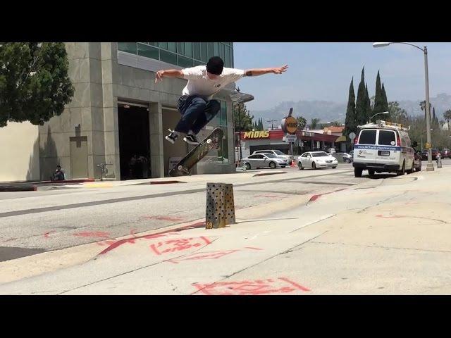 Elijah Berle iPhone Edit