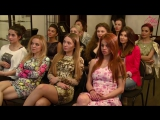 Miss Moscow Mini 2015 мастер-класс по истории моды с Русланом Миграновым