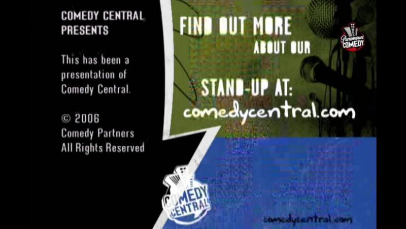 Nick Swardson. Стендап от Comedy Central / Comedy Central Presents (Русская озвучка!)