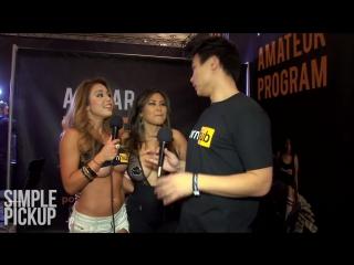 Pornhub берут интервью на порно оскаре AVN Awards \ Porn Stars 2015 - Drunk Times (AVN)