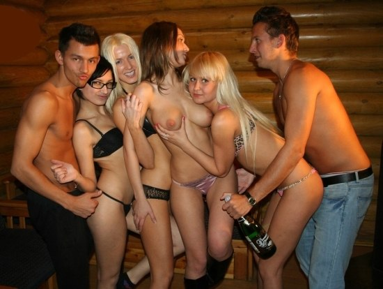 Секс вечеринки по средам