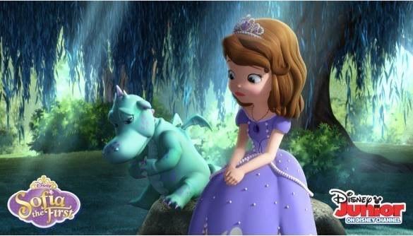 Принцесса София путешествие в Зоопарк