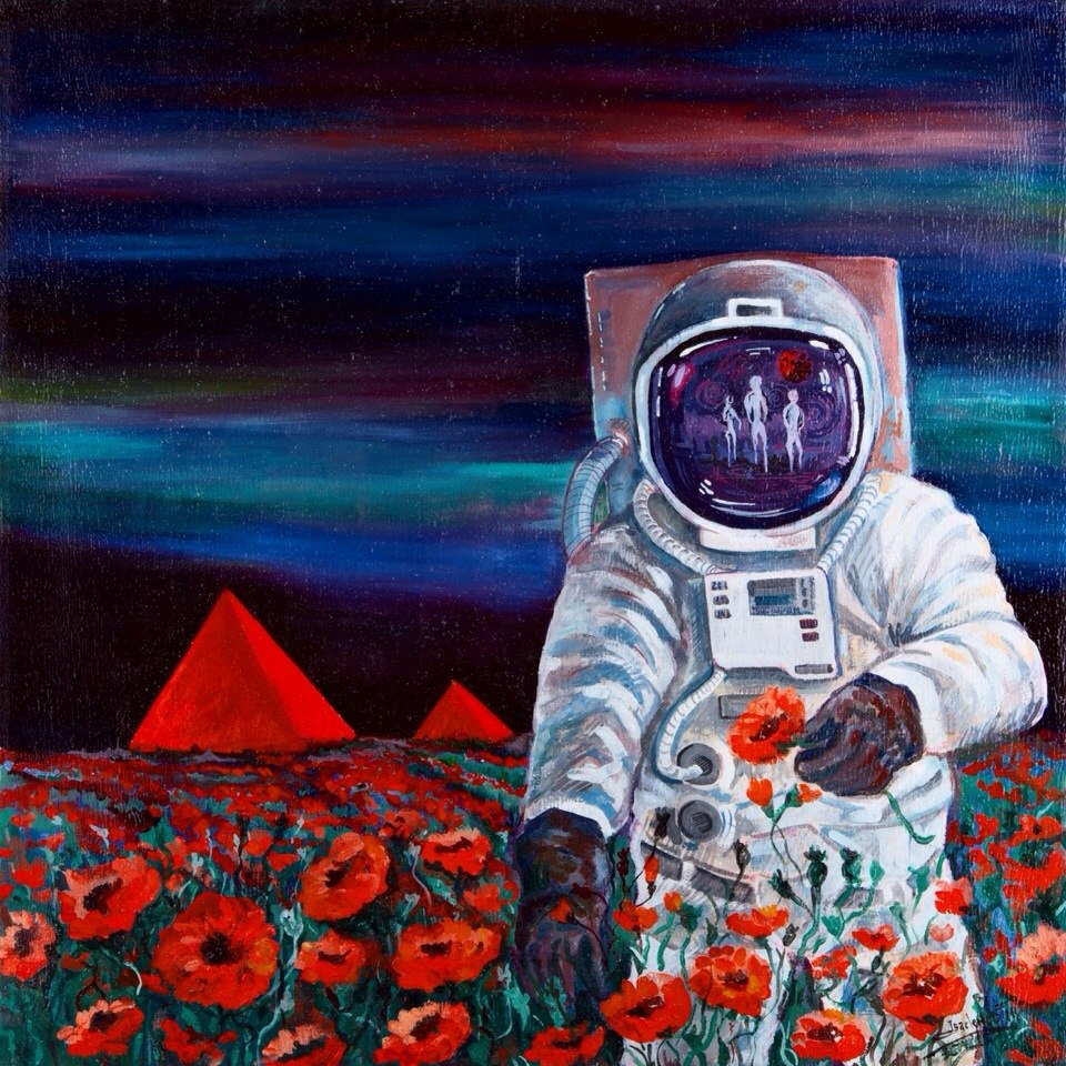 Максим Исаченко и его космос