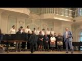 Victory is Mine Вокальный ансамбль Jones Family Singers Камерный хор Московской консерватории