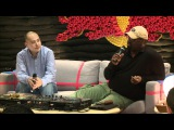 Frankie Knuckles talks about working the lights for Larry Levan