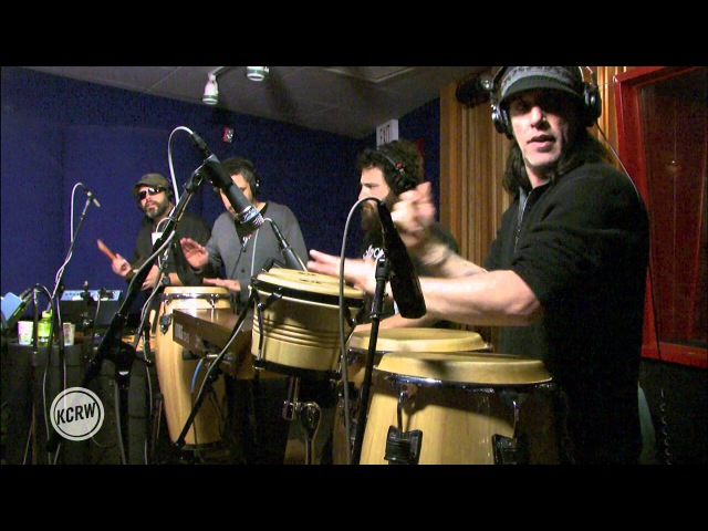 The Budos Band performing The Sticks Live on KCRW
