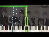 Synthesia (Hard Piano Version) Diabolik Lovers OP - Mr. Sadistic Night (Opening) Diabolik Lovers