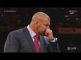 (WWEWM) ВВЕ РО 20.04.2015 - Сегмент с Трипл Эйчем, Кейном и Сетом Роллинсом
