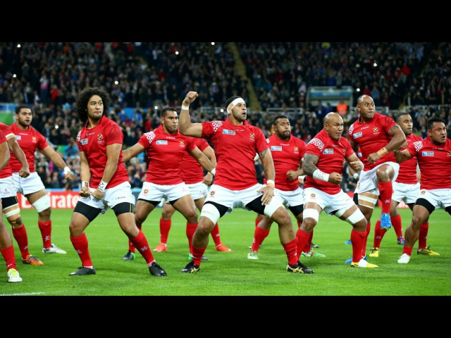 Unstoppable Sipi Tau meets immovable Haka