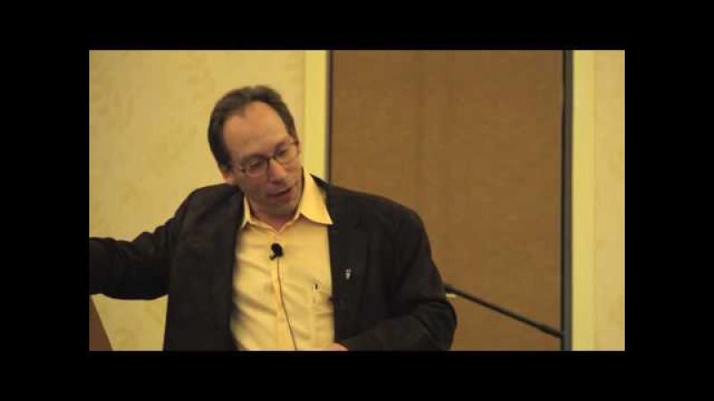 A Universe From Nothing by Lawrence Krauss AAI 2009