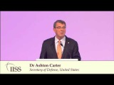 The United States and Challenges To Asia-Pacific Security Ashton Carter