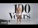 100 Years of Fashion: Men ★