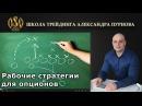 Пурнов Рабочие стратегии для опционов I Торговля опционами I Побарный анализ