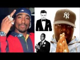 2Pac ft Notorious B I G, Justin Timberlake &amp Jay Z Suit &amp Tie