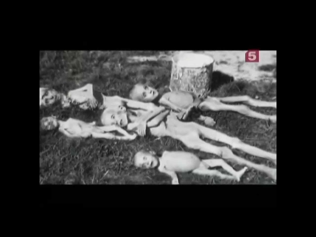 Голод 30- х годов - плата за индуст. - страшные кадры