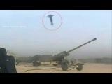 Авиа удар ВВС России по артиллерии игил в Сирии | Air strike air force  artillery ISIS in Syria
