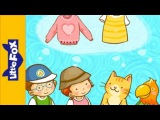 Do You Have a T-shirt Learn English for Kids Song by Little Fox