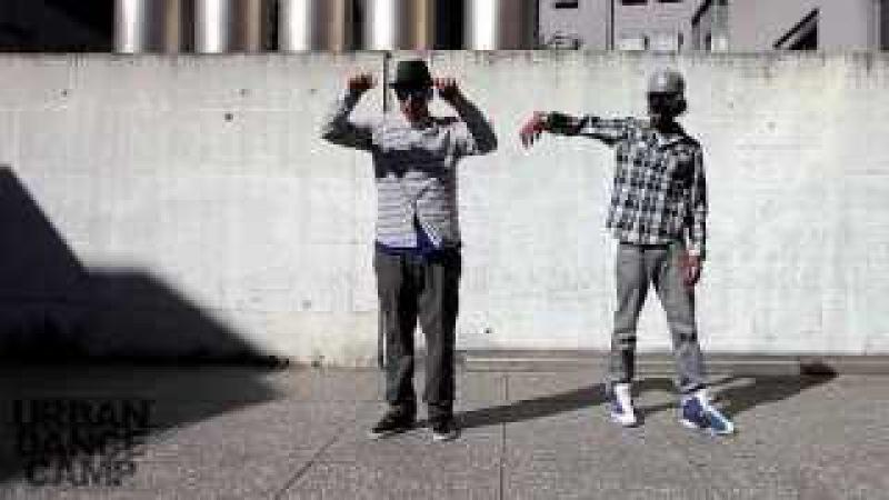 Time Control - Popping John Nonstop Marquese Scott / 310XT Films / URBAN DANCE CAMP