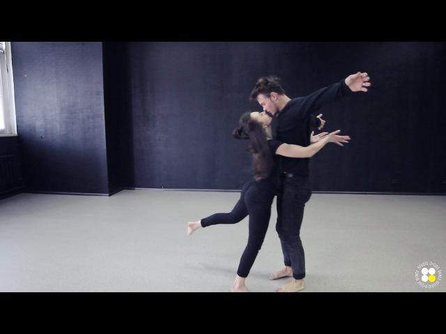Jessie Ware - Say You Love Me | contemporary choreography by Ilya Padzina | D.side dance studio