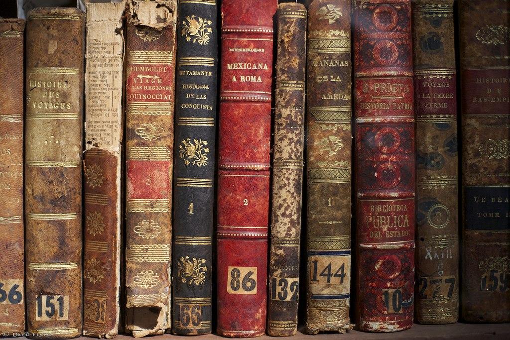А вы знаете, что в средние века книги нельзя было продавать?