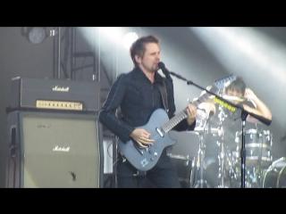 Muse – Psycho (GreenFest Питер)