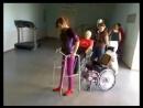 Больница №40 Взрывной оскольчатый перелом 1 го поясничного позвонка Инструктор Леон Абрамов