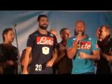 Пепе Рейна и Рауль Альбиоль поют La Bamba
