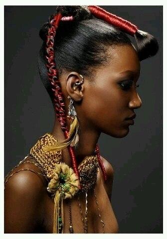 африканки красивые фото