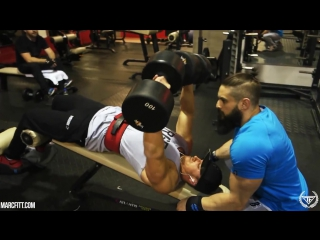 Chest &Triceps Efficiency - marcfitt.com