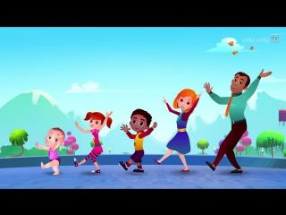 The Finger Family Song - ChuChu TV Nursery Rhymes Songs For Children