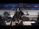 Полный контакт. Владимир Соловьев об интервью с Владимиром Путиным (13.10.2015)