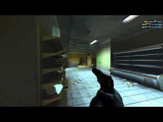 csm -4 with pistol(CS:GO Matchmaking)