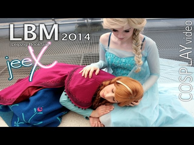 COSPLAY video LBM 2014 - Keep On Dancing