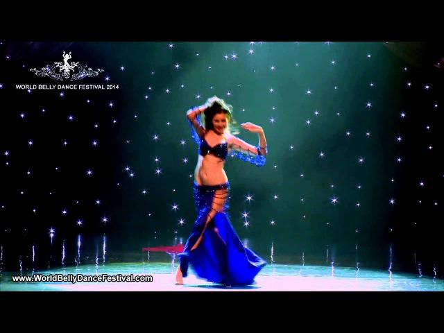 WBDF Fantastic Theatre Show 2014 - Anastasia Chernovskaya -Oriental Mejanse