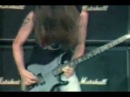 Metallica : Cliff Burton - Bass Solo - Anesthesia (Pulling Teeth) Live 1986