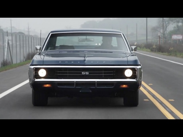 """A Chevy Impala that defines """"Muscle car"""" - BIG MUSCLE"""